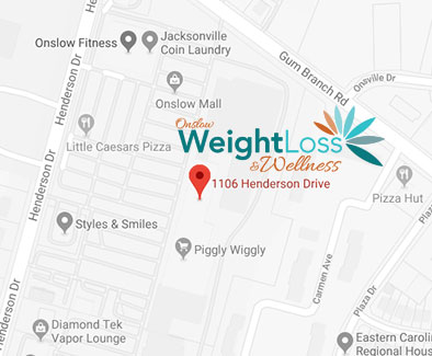 weight loss center Onslow Weight Loss & Wellness Jacksonville NC